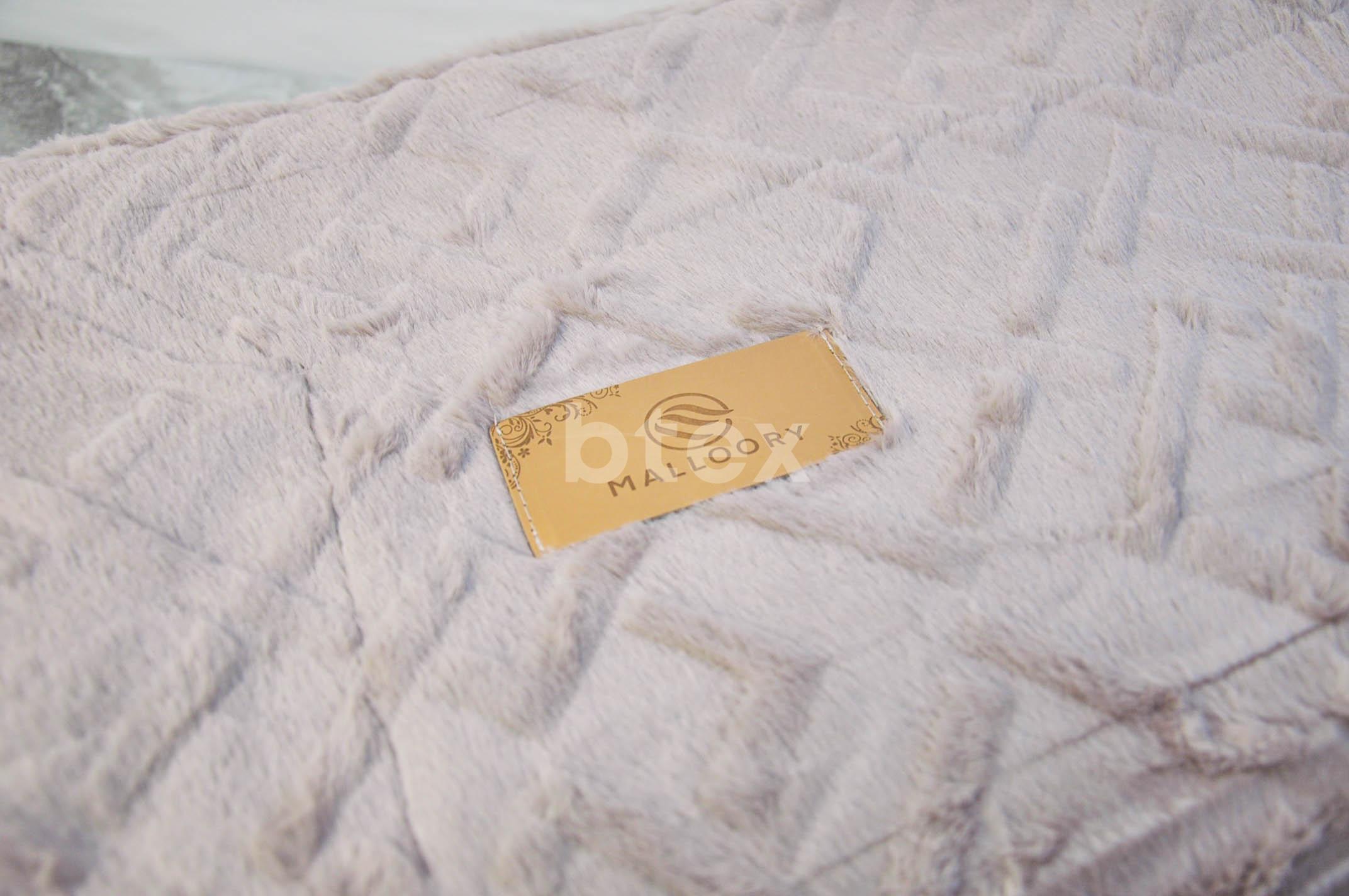 Плед флисовый (220x230) фото-2