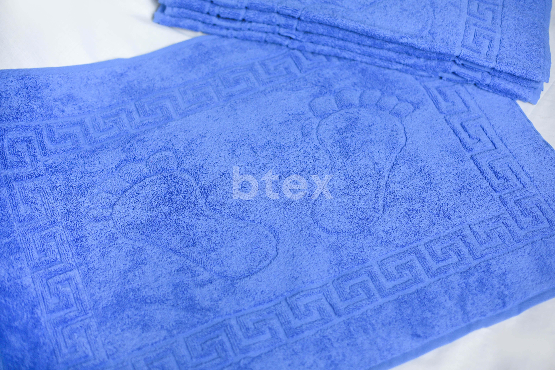 Махровые полотенца для ног фото-1