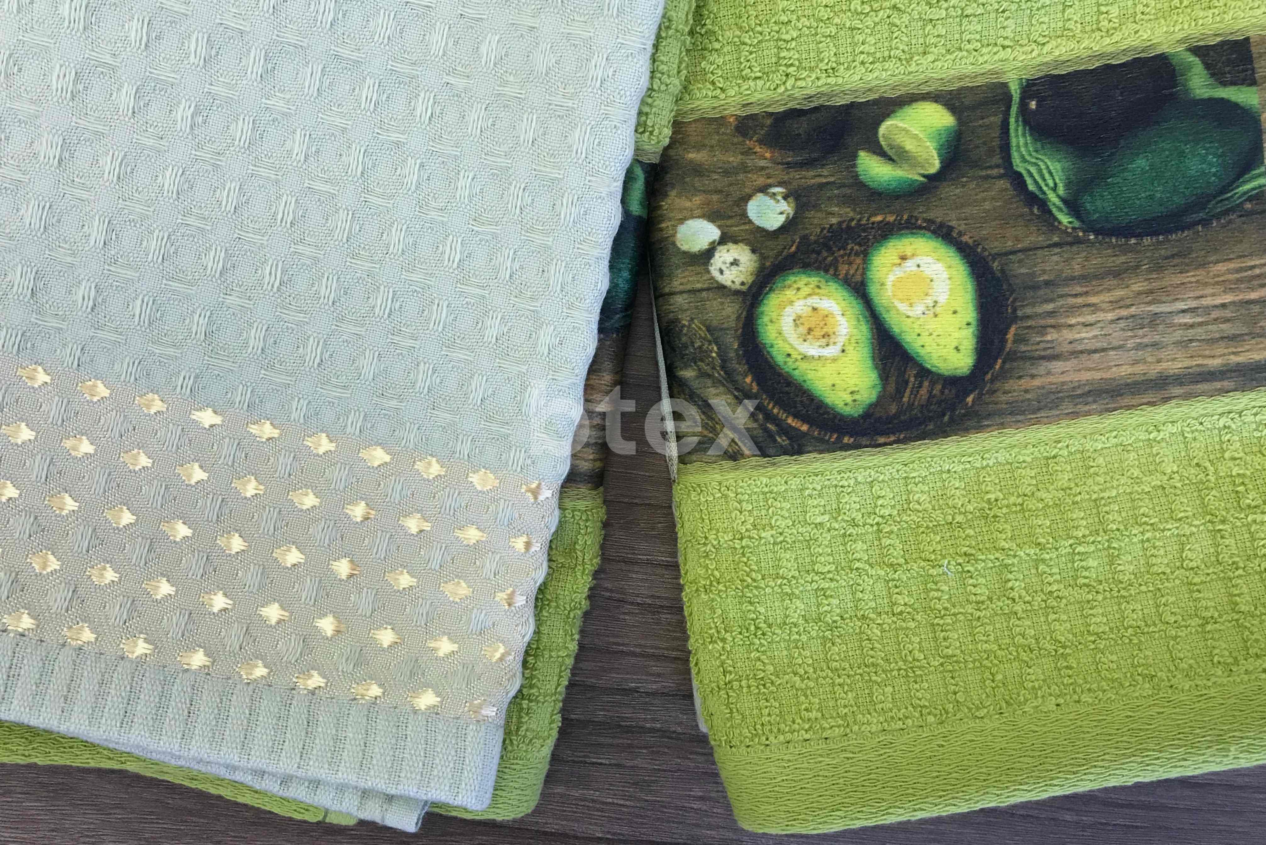 Подарочные кухонные полотенца фото-3