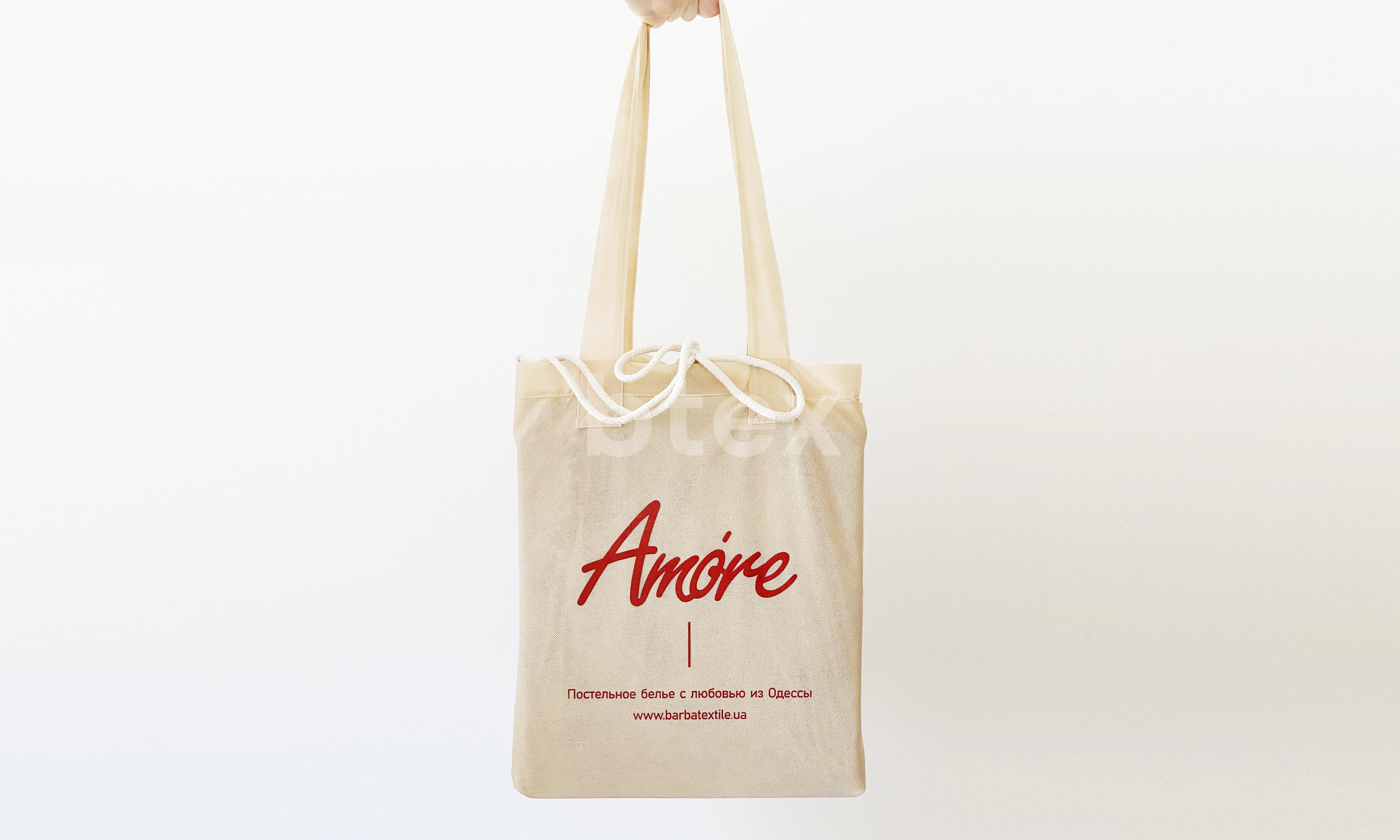 Комплект двуспальный Cтрайп-сатин в сумке фото-3