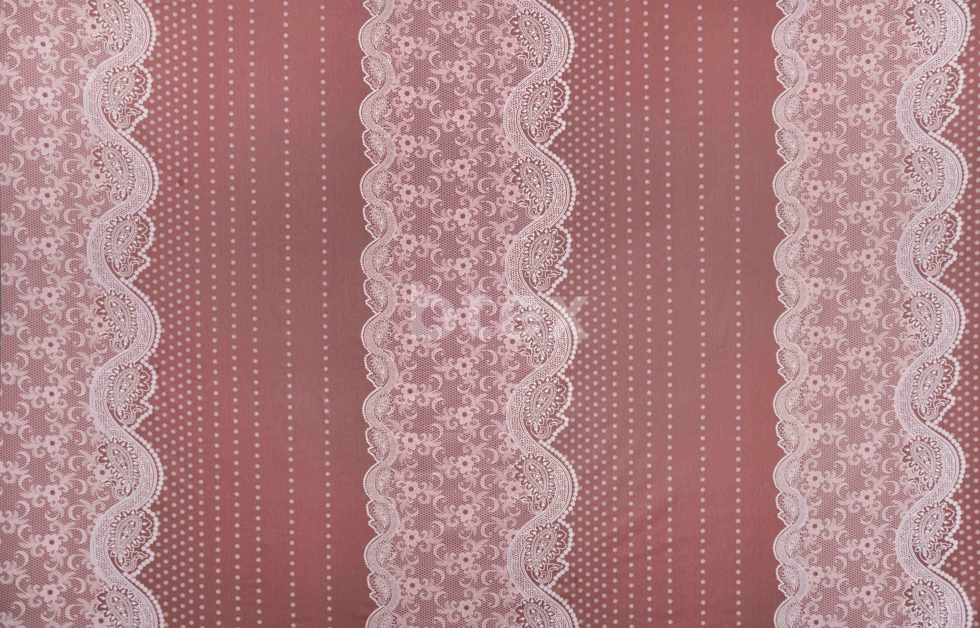 Комплект евро размера Cатин простынь на резинке фото-2