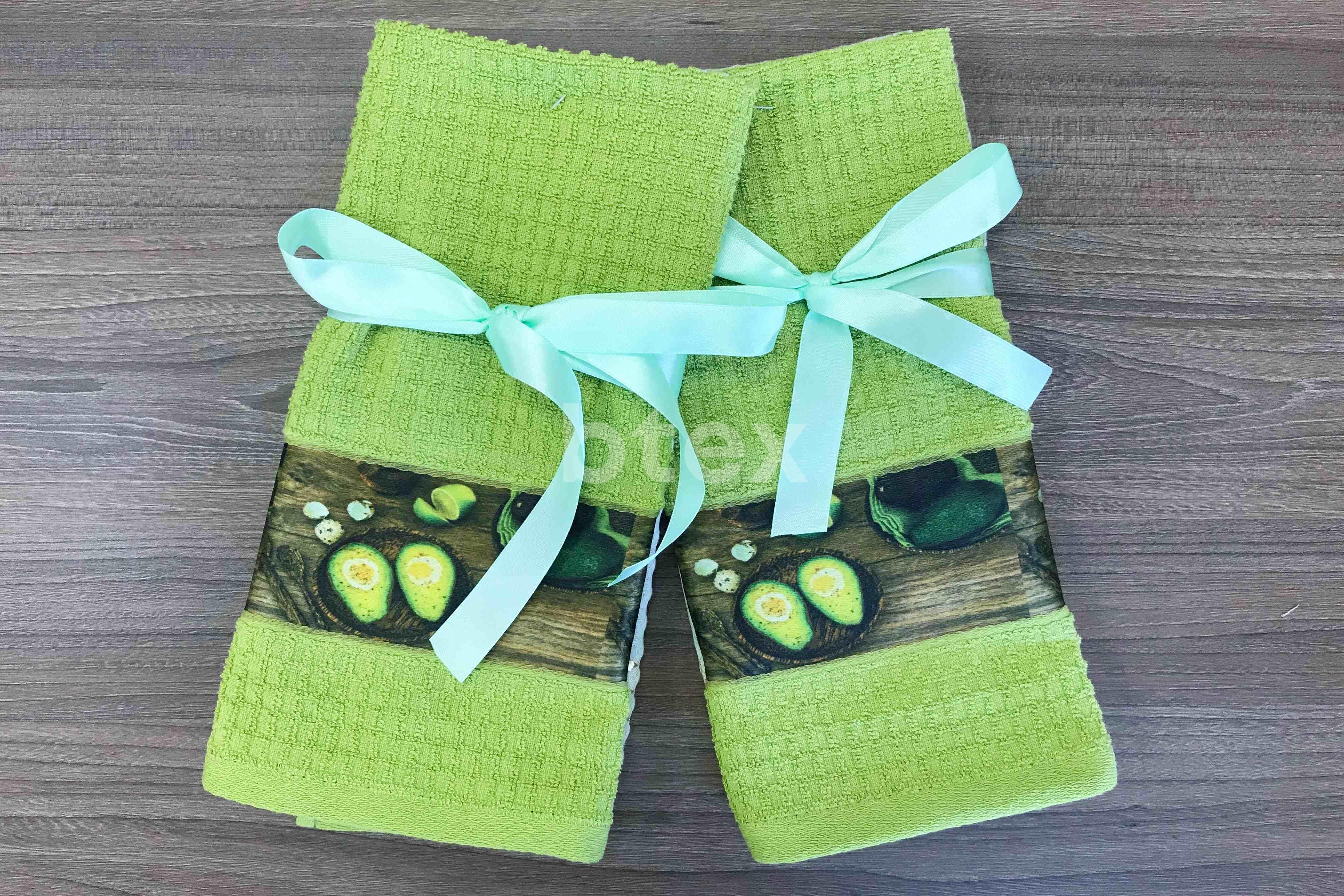 Подарочные кухонные полотенца фото-1