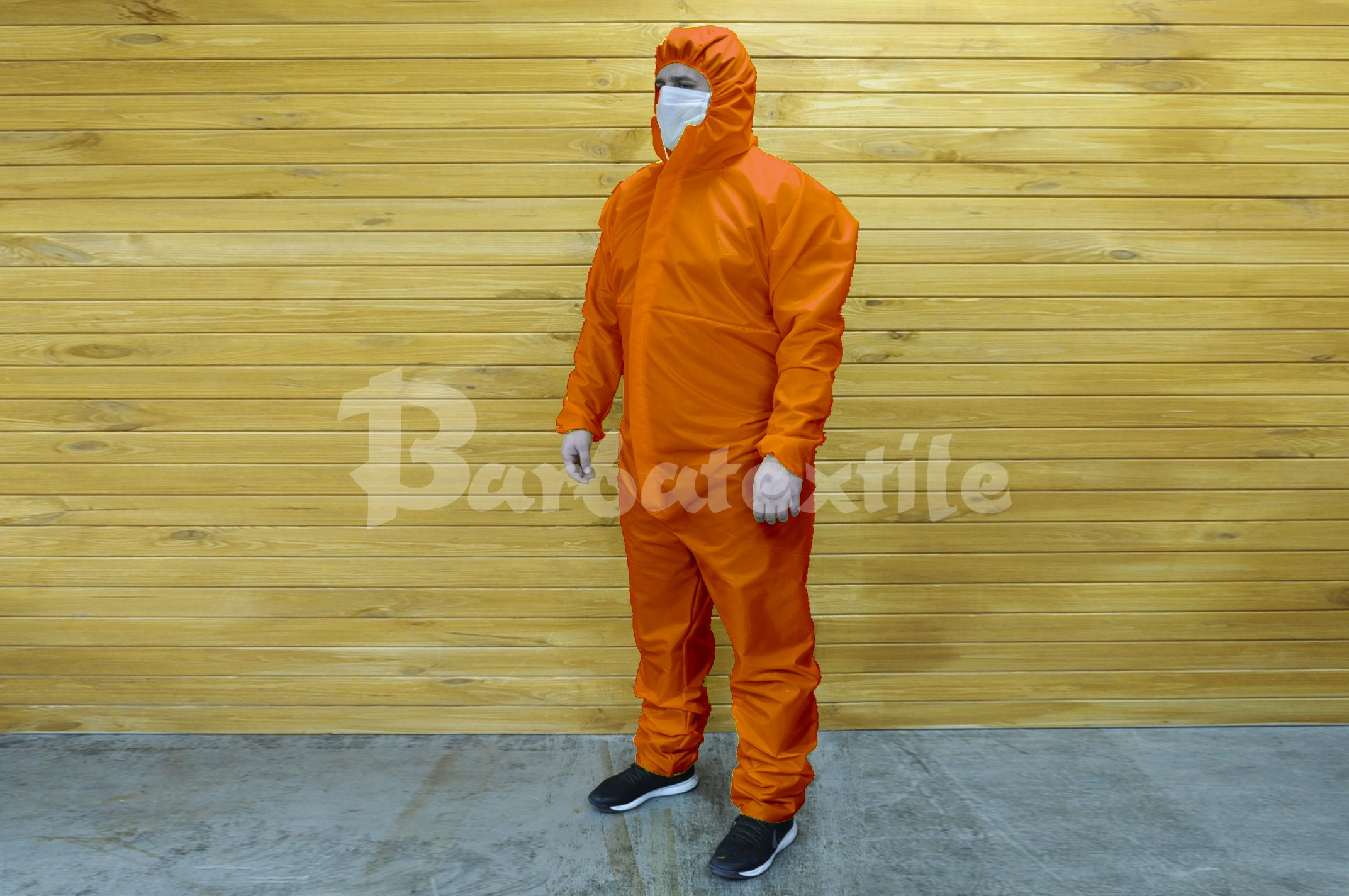 Комбінезон (багаторазовий), однотонний, тканина Болонья, щільність - 55г / м2 фото-5